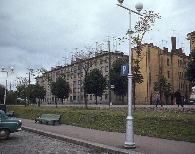 Ленинград, 60-е годы