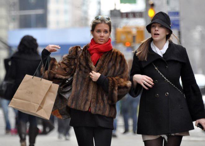 Нью-Йорк. Прогулка по Манхеттену