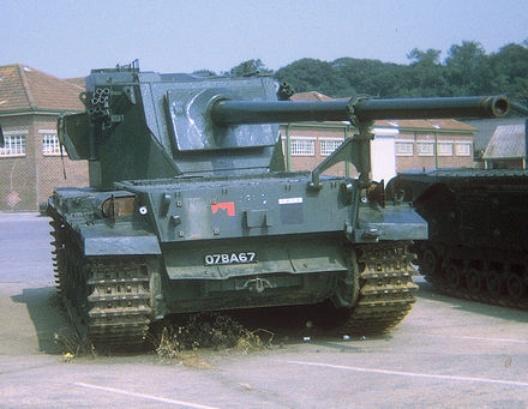 Топ 10 лучших танков мира