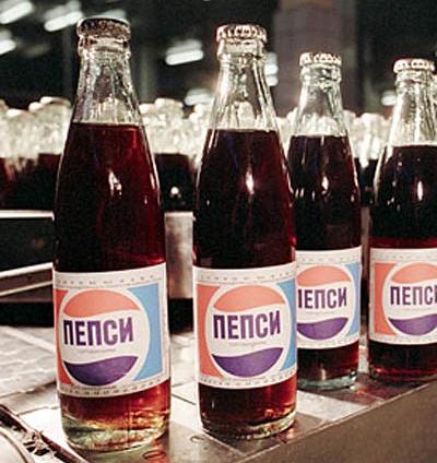 Вспоминая СССР. Напитки