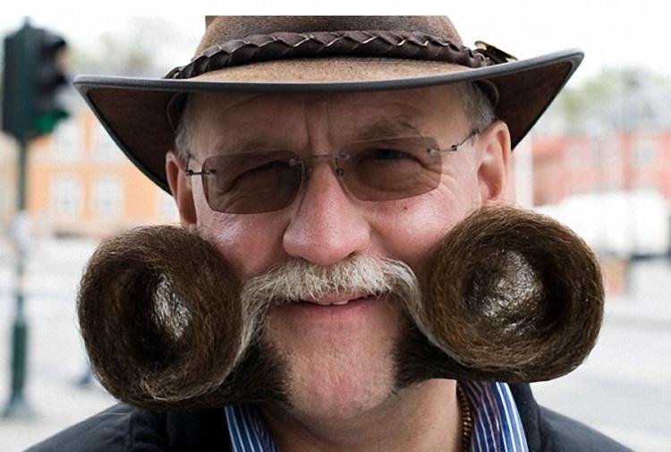 Чемпионат бородатых и усатых