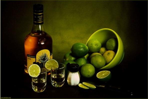 Текила - напиток, которому 400 лет.  Одна из древних...