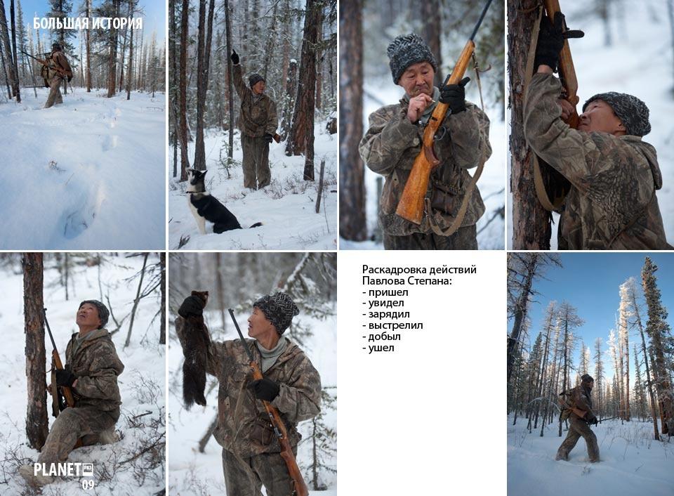 Соболиная охота