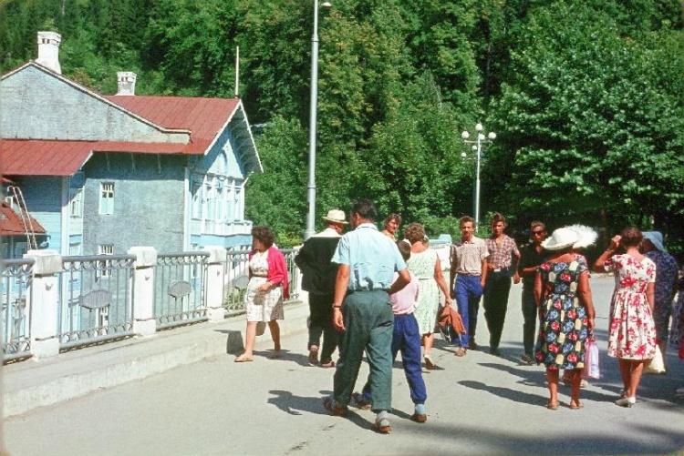 Путешествие французов по Кавказу в шестидесятые