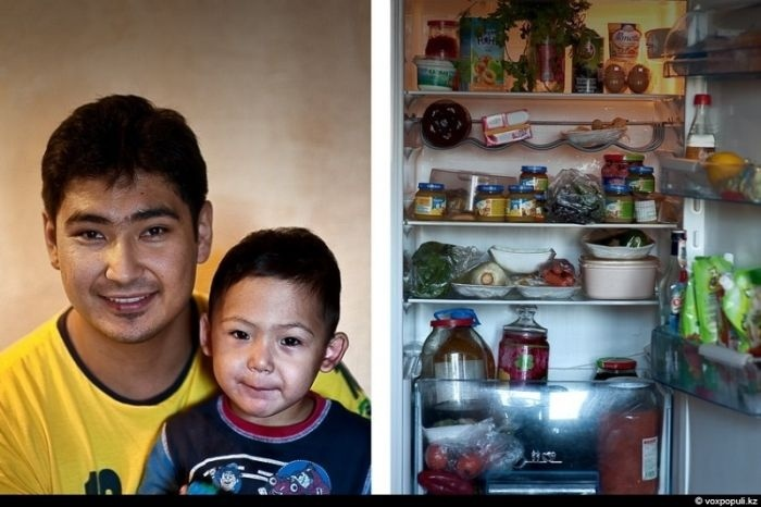 Холодильник - зеркало человека