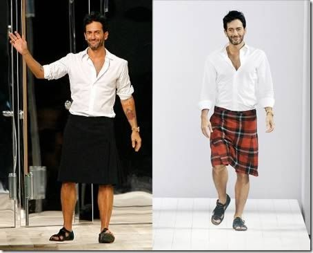 Мужская мода неуклонно развивается, однако, некоторые новые модные...