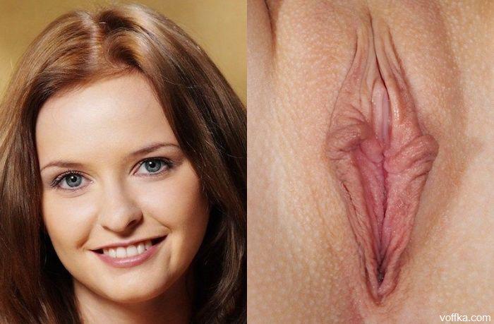 Писи девушек и их лица фото 45025 фотография