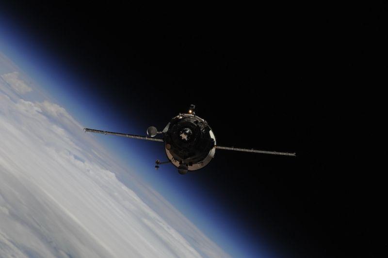 Земля из космоса