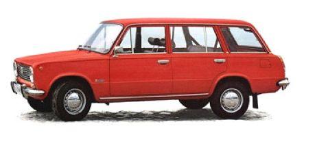 Единственным отличием ВАЗ 2102 от ВАЗ 2101 является. багажное отделение.  ВАЗ 2102 даже прозвали лучшим другом...