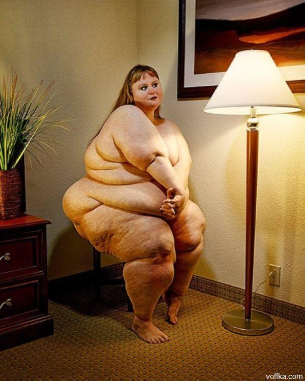 фото голых очень жирных девушек