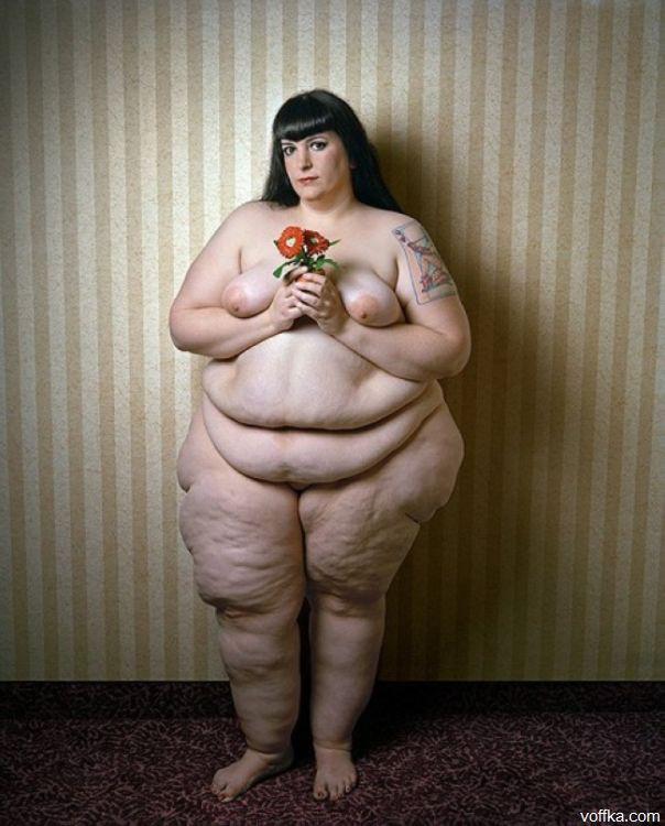 Голая толстая красивая фото