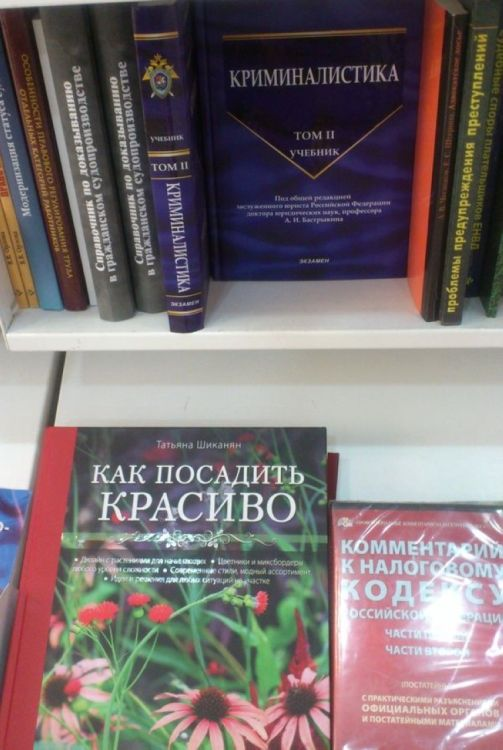 Маразмы из книжных магазинов