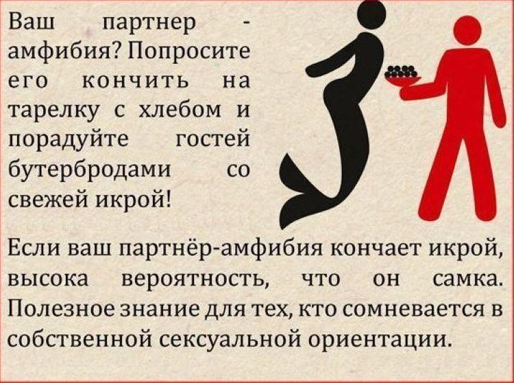 Правила безопасного секса при межвидовых сношениях
