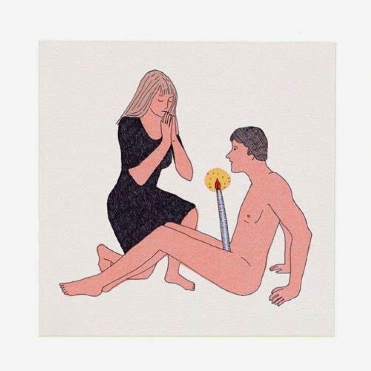 французская художница Marion Fayolle