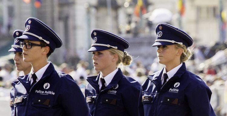 Женщины в полиции
